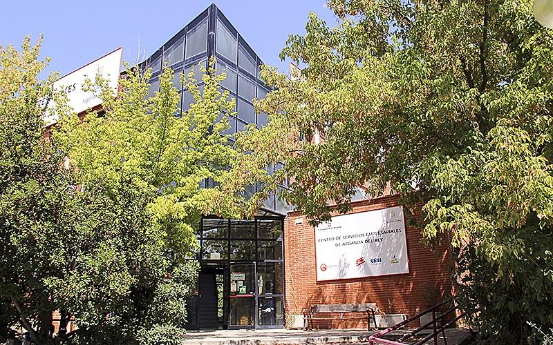 Centro de Servicios Empresariales de Arganda del Rey