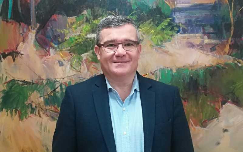 Guillermo Hita, alcalde de Arganda del Rey
