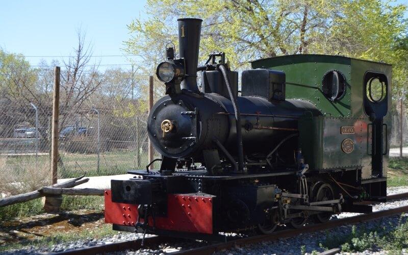 El Ayuntamiento de Arganda potencia su patrimonio histórico ferroviario