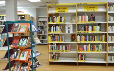 La Biblioteca Municipal Pablo Neruda reabre este jueves 4 de junio