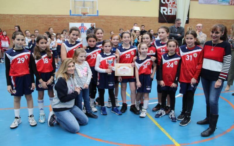 "Celebrado el II Torneo Benéfico de Baloncesto ""Caminando con Aitana"""