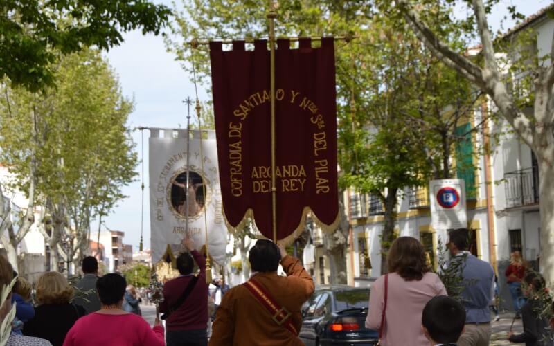 Así será la Semana Santa en Arganda: actos litúrgico y visitas a las imágenes
