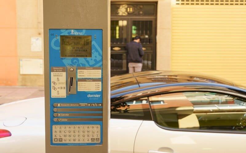 El estacionamiento de pago desaparecerá de las calles de Arganda en 2022