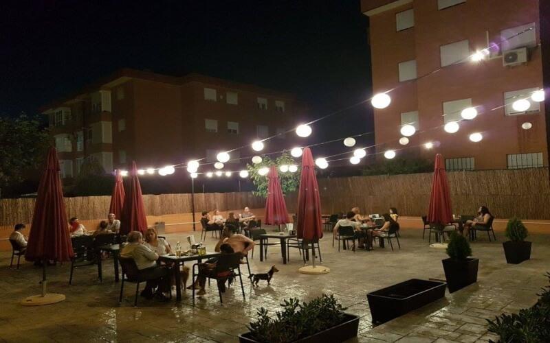 El Ayuntamiento de Arganda no cobrará a la hostelería la tasa de terrazas de 2020