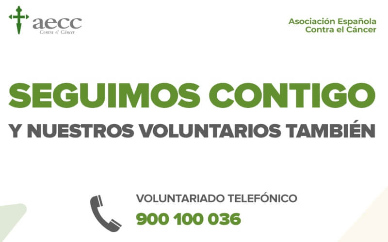 La AECC de Madrid amplía su servicio de atención telefónica a familiares de fallecidos por Covid-19