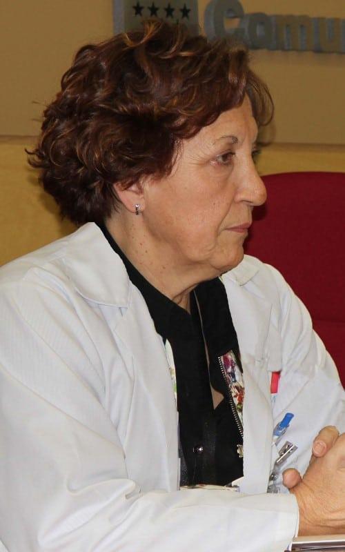 Rocío Campos, médica del Hospital del Sureste
