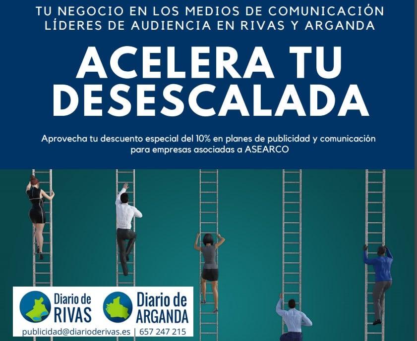 Publicidad Arganda