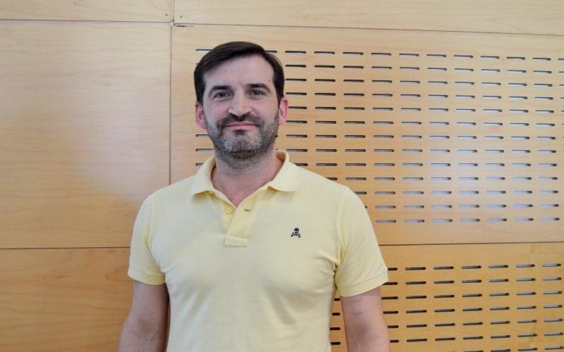 """David París (ASEARCO): """"Debemos fomentar el consumo local y el movimiento de dinero entre empresas de la zona"""""""