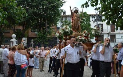 Arganda suspende las Fiestas de San Juan Bautista, patrón de la localidad