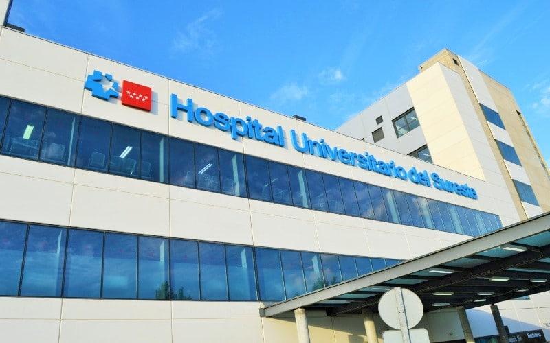 La Comunidad de Madrid estudia ampliar la UCI del Hospital del Sureste