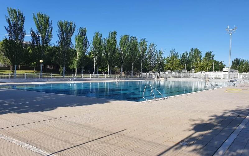 Arganda cierra este lunes las piscinas de verano y restringe horarios de parques y jardines