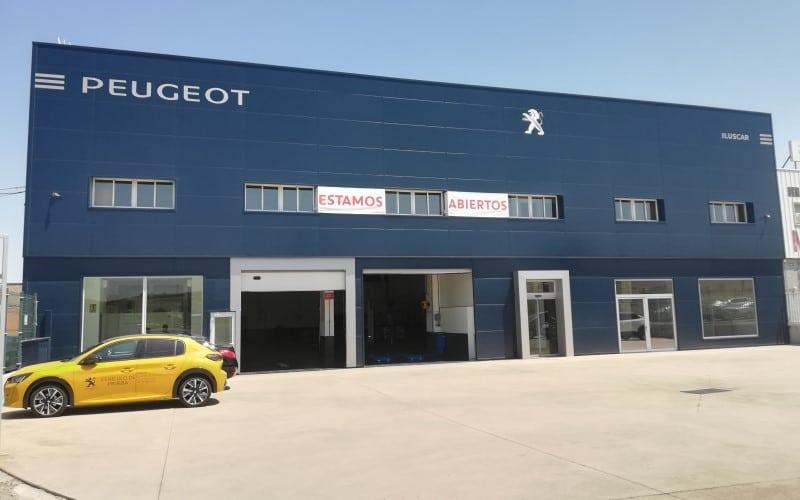 Iluscar Peugeot Arganda