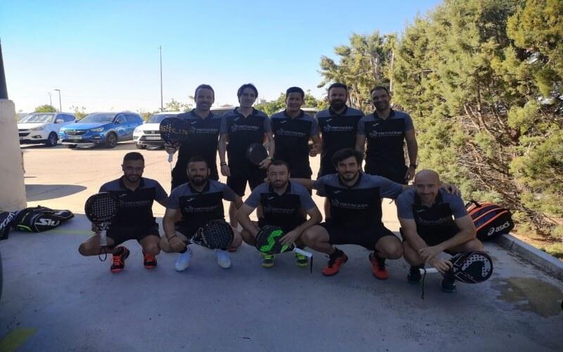 Pádel Club Arganda se proclama campeón de liga en las Series Nacionales de Pádel