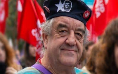 Fallece Teo Lara Rodríguez, exconcejal del Ayuntamiento de Arganda y militante del PCE e IU