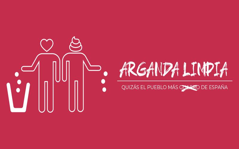 'Arganda Limpia': un grupo de vecinos preocupados y decididos a acabar con la suciedad en las calles