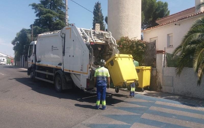 Arganda estudiará la implantación de un sistema de incentivos para el reciclaje de envases