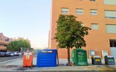 Reciclar vidrio en Arganda tiene premio: 50 árboles a cambio de aumentar las cifras un 10 por ciento