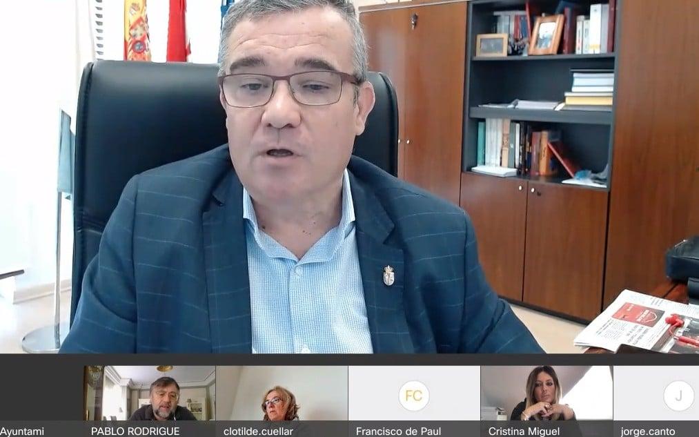 El Ayuntamiento de Arganda del Rey aprueba instar a la Comunidad de Madrid a que amplíe el confinamiento a todo el municipio