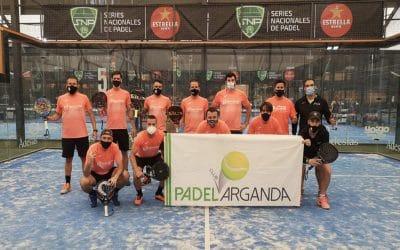 Metacesa-Pádel Club Arganda se proclama campeón de España en categoría 1.000 en las Series Nacionales