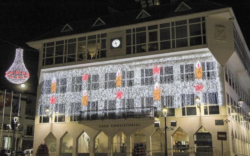 La Navidad llega a Arganda el día 4 de diciembre con el tradicional encendido de luces