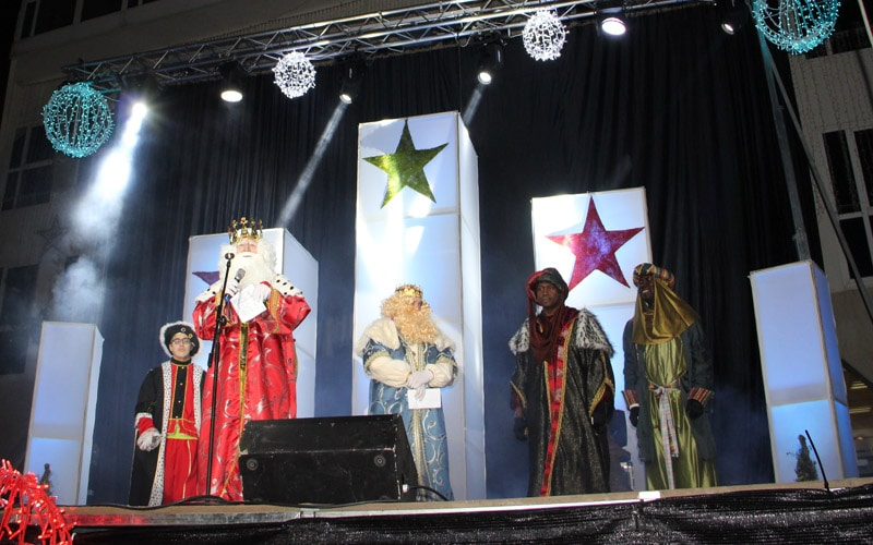 Estas son las rutas y horarios de la visita de los Reyes Magos a Arganda