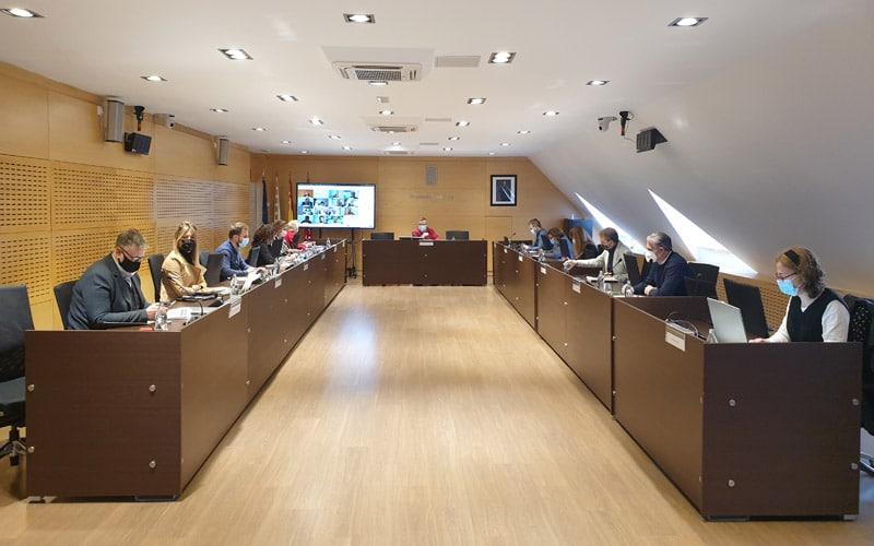 Aprobados los presupuestos municipales de Arganda para 2021 con una inversión prevista de 12 millones de euros