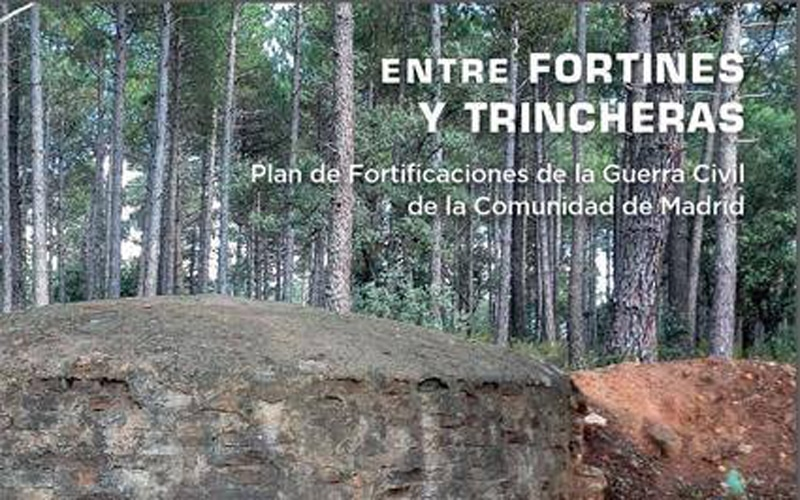 Una exposición acerca a Arganda una treintena de fortificaciones de la Guerra Civil