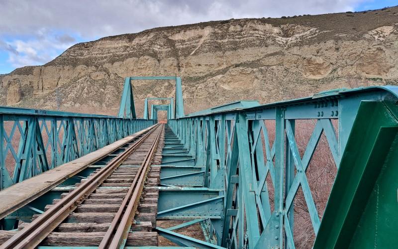 Puente de La Poveda (©Diario de Arganda)