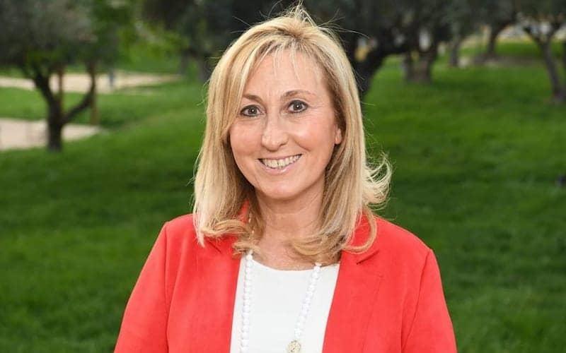 María Dolores Martín, nueva portavoz del PP de Arganda