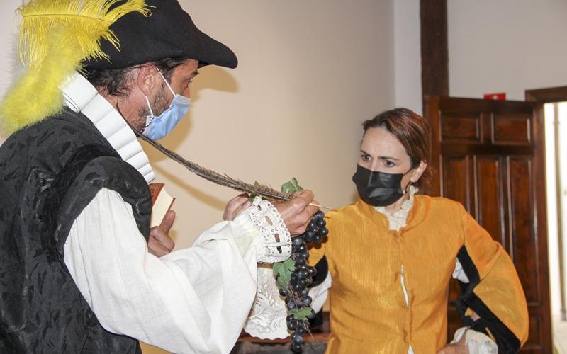 Alumnos de 6º de Primaria conocen la Arganda del Siglo de Oro con visitas teatralizadas