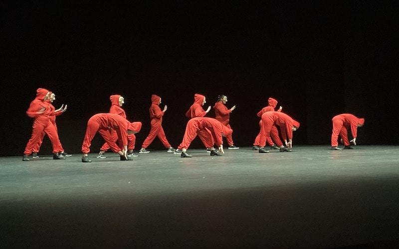 Grupo de baile Fígaro Danza