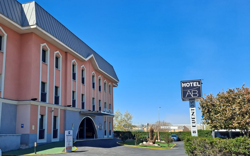 Hotel AB Arganda del Re