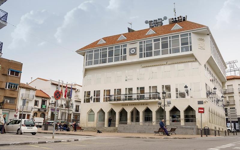 Ayuntamiento de Arganda (foto: @Diario de Arganda)