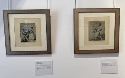 'Las mujeres de Goya', una exposición en Arganda para adentrarse en el universo femenino del pintor