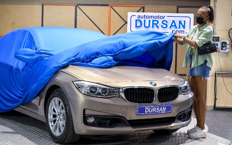 Ana Peleteiro recoge su vehículo en Dursan