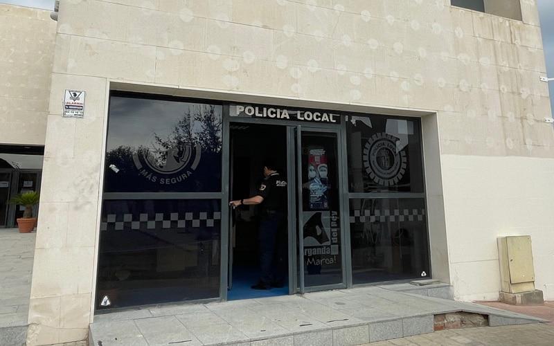 Comisaría de Policía Local de La Poveda (foto: @Diario de Arganda)