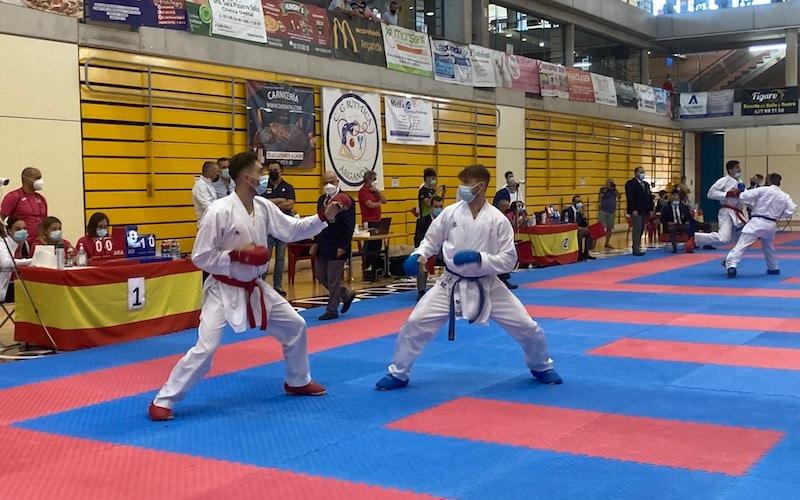 Así ha sido el fin de semana deportivo en Arganda: karate, torneos de fútbol y patinaje