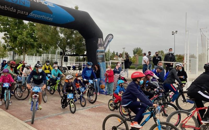 Arganda celebra una nueva edición del Día de la Bicicleta con participantes de todas las edades