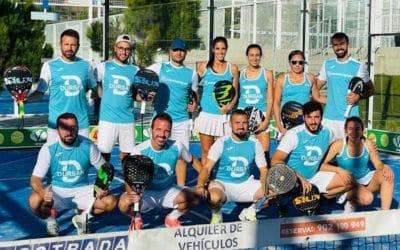 El primer equipo del Pádel Club Arganda logra el ascenso a la máxima categoría