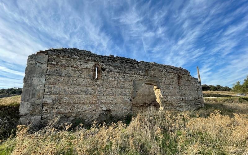 Ermita de Valtierra en Arganda (foto: @Diario de Arganda)